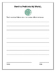 I'm Having a Tough Day: Student to Teacher Communication Sheet