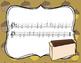 I'm a Nut - An Autumn Folk Song w/ Orff Instrument Accompaniment