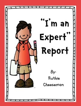 I'm an Expert Report (STEM)