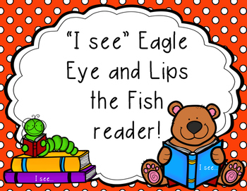 I see... decoding strategy reader! Eagle eye and lips the