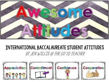 IB Awesome Attitudes