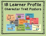 IB Learner Profile Character Traits