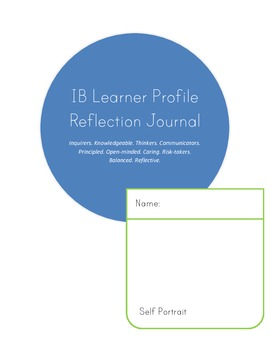 IB Learner Profile Reflection Journal