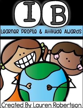 IB Learner Profile and Attitude Awards