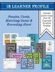 IB PYP Transdisciplinary Themes Key Concepts Learner Profi