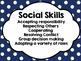 IB Transdisciplinary Skills Posters
