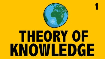 IB Theory of Knowledge - The Strengths and Weaknesses of I