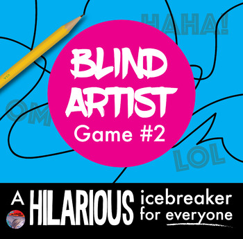 ICEBREAKER - Blind Artist Game: Version #2