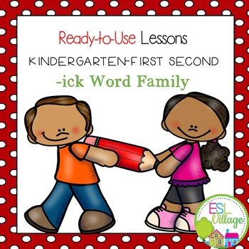 -ick word family