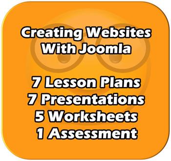 ICT/Computer Science. - Creating Websites with Joomla CMS.