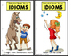 IDIOMS Adapted Activity Book Set for Autism and Special Ed