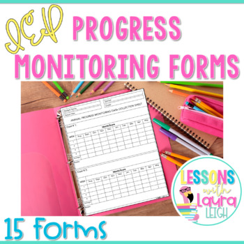 Progress Monitoring Forms