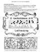 II Corinthians 5:17 Coloring Page and Word Puzzles