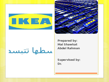 IKEA Integrated Marketing Communication Plan