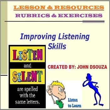 IMPROVING LISTENING SKILLS