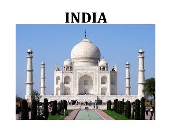 INDIA UNIT (GRADES 4 - 8)