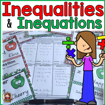 INEQUALITIES AND INEQUATIONS