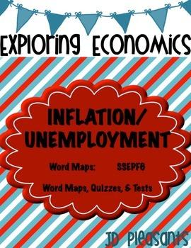 INFLATION & UNEMPLOYMENT  Word Maps: SSEPF6