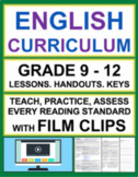 Informational Text & Reading Literature with VIDEOS: Film