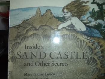 INSIDE A SAND CASTLE  ISBN0 39527805 8