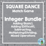 INTEGER Square Dance BUNDLE!