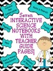 INTERACTIVE SCIENCE NOTEBOOK MEGA PACK- All my best sellin