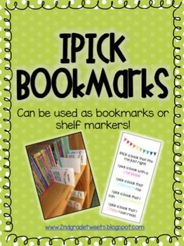IPICK Bookmarks FREE