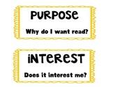 IPICK: Choosing the right book