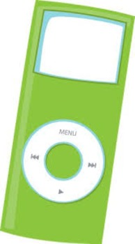 IPOD Binder Cover