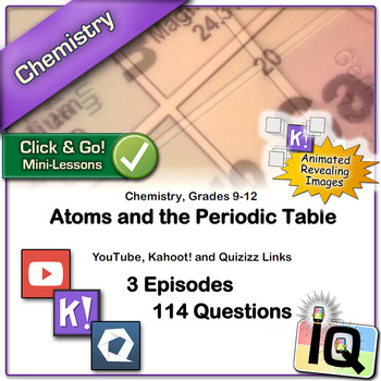 IQ - Atoms and the Periodic Table - Chemistry