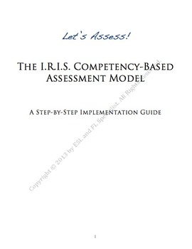 I.R.I.S. Competency-Based Assessment Model: A Step-by-Step