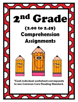 IRLA: 1R Comprehension Assignments