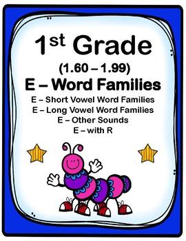 IRLA: 2B - E-Word Families