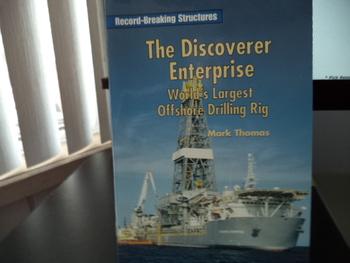 The Discoverer Enterprise ISBN 0-7635-7903-3