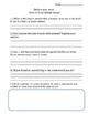 Ibis: A True Whale Story - Text Talk- Vocabulary, Comprehe