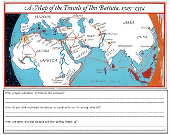 Ibn Battuta - His Travels, Motivations and Islamic Faith