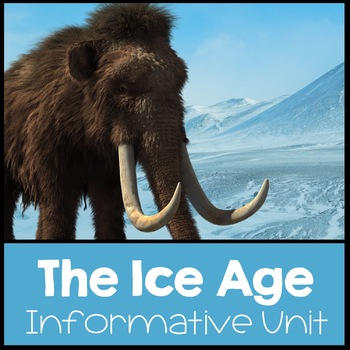 Ice Age Non-Fiction Mini Unit