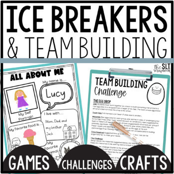Ice Breaker & Team Building Activities for Back to school
