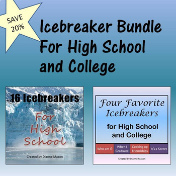 Icebreaker Bundle for High School and College