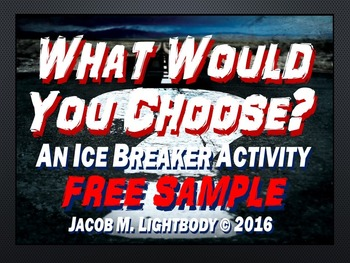 Ice Breakers