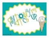 Ice Cream Antonym Matching