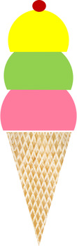 Ice Cream Cone Clip Art