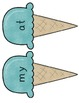 Ice Cream Dolch Sight Words