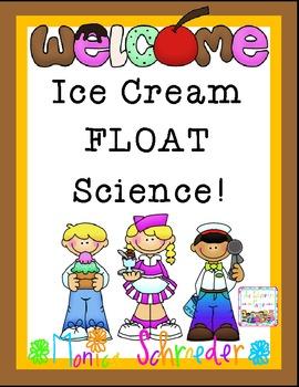 Ice Cream Float Science