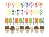 Ice Cream Patterns