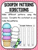 Ice Cream Scoops: Patterns