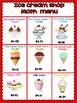 Ice Cream Shop Decimal Operations