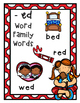 Ice Cream Short E Word Families and CVC Word Work