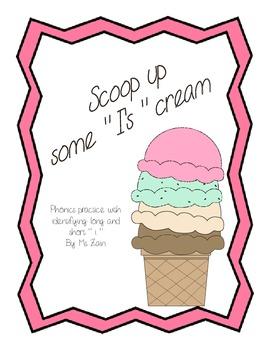 Ice Cream Short and Long i