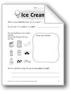 Ice Cream (Thinking Skills)